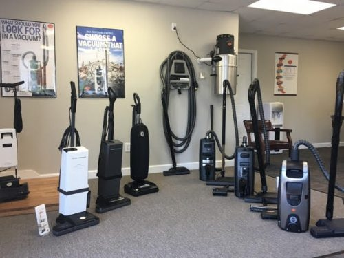 Vacuum Cleaner Repair in Charlottesville, VA | Vacuum Store